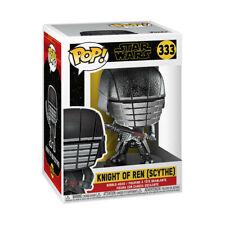 Funko Pop! Star Wars: The Rise of Skywalker - Knight of Ren Scythe Bobble-Head