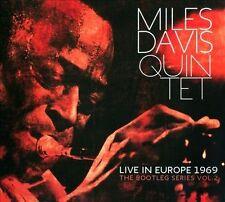 Live in Europe 1969: The Bootleg Series, Vol. 2 [Digipak] by Miles Davis Quintet (DVD, Jan-2013, 4 Discs, Masterworks)