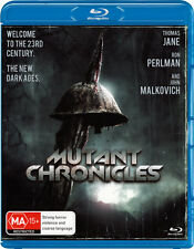 Mutant Chronicles (Blu-ray, 2011) Brand New  Region B