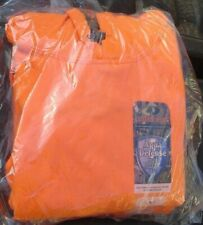Safety Orange Mossy Oak Aqua Defense Pullover Hoodies Sweatshirt Lot Size Medium