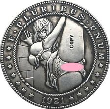 1921 Hobo Nickel Coin Morgan Dollar Coin commemorative coins collection Type 86