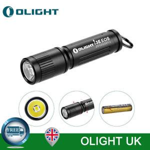 Olight i3E EOS EDC Key Ring LED Torch Flashlight Compact Keychain Outdoor !!1