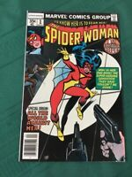 Spider-Woman 1 - VF/NM to NM- (9.0 to 9.2) Beautiful Bright Book!!!