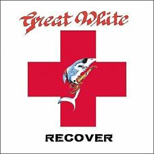 Recover by Great White (CD, Feb-2002, Cleopatra)