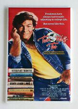 Teen Wolf Too FRIDGE MAGNET (2.5 x 3.5 inches) movie poster jason bateman 2