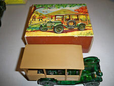 Avon Station Wagon After Shave Decanter w/ Box Half Full