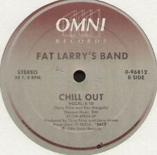 FAT LARRY'S BAND - Sunrise Sunset / Chill Out - Omni