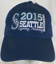 2015 SEATTLE MARINERS SPRING TRAINING MID FIT BASEBALL HAT PEORIA AZ CAP  B3