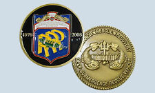 NAVY DSRV 1 MYSTIC DEEP SUBMERGENCE RESCUE VEHICLE  CHALLENGE COIN