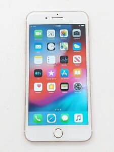 Apple iPhone 7 Plus - 128GB - Rose Gold (Unlocked) A1784 (GSM) *Check IMEI*