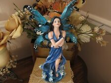 Fairyland Legends Elemental WATER Fairy Figurine by Pacific Giftware NEW IN BOX
