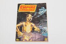 Star Wars Empire Strikes Back 1980 FKS sticker Album 164 / 225