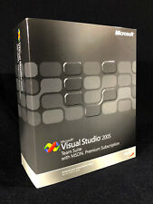 Microsoft Visual Studio 2005 Team Suite 121-00324