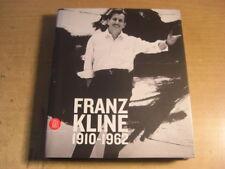 FRANZ KLINE 1910 1962 RIVOLI 2004 ACTION PAINTING ART RARE CATALOGUE