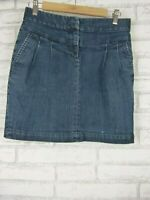 Country Road Denim Mini Skirt Sz 10