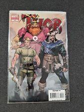 Marvel Comics Thor #4 Second Printing Variant