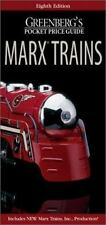 GREENBERG'S GUIDE MARX TRAINS POCKET PRICE GUIDE, 8TH EDITION, NEW BOOK / Offer?