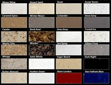 50% PRICE QUARTZ, BLACK STAR GALAXY&ABSOLUTE GRANITE WORKTOPS,CALL SEE DETAILS