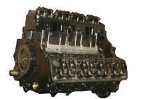 GM Chevrolet 350 5.7 Premium Long Block 1987-1995 Roller 2-Bolt