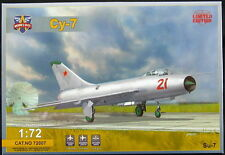 "Modelsvit Models 1/72 SUKHOI Su-7 ""FITTER"" Soviet Jet Fighter"