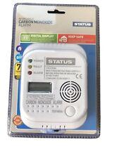 STATUS Carbon Monoxide Alarm (Model 3XAAADCMA)