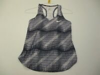 NIKE COURT Tank Top Women's Size S Active DRI-FIT Tennis Breathable Navy BLue