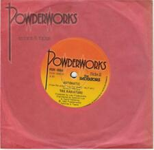 THE RADIATORS (OZ 45 '82) NOTHINGS CHANGED b/w AUTOMATIC - POWDERWORKS - HTF