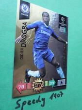 Champions League 2010 2011 Chelsea Drogba Champion Panini Adrenalyn Limited