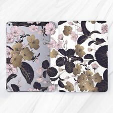 Nature Flowers Retro Aesthetic Case For iPad 10.2 Air 3 Pro 9.7 10.5 12.9 Mini 5