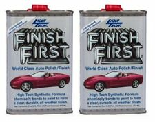 If You Liked Liquid Glass Polish? Finish First The Ultimate Car Auto Wax-2 Cans