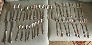Wallace TAOS Stainless Flatware 40 pc service for 8 southwestern design 18/10