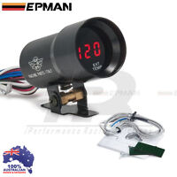 Exhaust Temp Gauge EPMAN 37mm Compact Micro Digital Smoked Lens Universal Fit