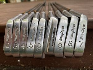 Vintage Macgregor Tommy Armour CF4000 SS2 Golf Iron Set 2-PW