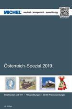 Michel Europa Katalog Österreich-Spezial 2019, PORTOFREI in Deutschland! Neu