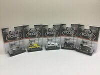 Lot of 5 M2 Machines Foose 1:64 ,Ford Gambler514, Roadster Chevy Camero Pontiac