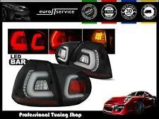FEUX ARRIERE ENSEMBLE LDVWA3 VW GOLF 5 2003 2004 2005 2006 2008 2009 NOIR LED