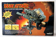 VERY RARE VINTAGE 1988 TANK ATTACK TIGER ELECTRONICS LCD GAME NEW NEEDS REPAIR