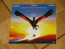 PAL Laserdisc: Dragonheart