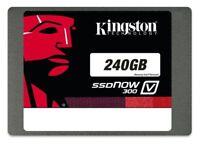 "For Kingston SSDNow UV V300 2.5"" 240GB SSD SATA 3/III Internal Solid State Drive"