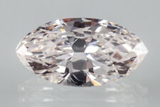 2.65 Carat Loose Fancy Pink / I1 Marquise Brilliant Cut Diamond GIA Certified