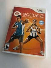 NINTENDO Wii  EA SPORTS ACTIVE 2: PERSONAL TRAINER / FITNESS PROGRAM