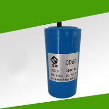CD60 Motor Start Capacitor 300 MFD UF 250VAC HVAC Capacitor