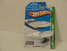 2013 Hot Wheels Star Trek USS Enterprise NCC 1701
