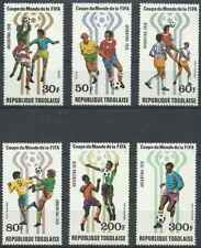Timbres Sports Football Togo 929/30 PA348/51 ** lot 27013