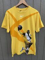 Vintage Kobe Bryant Nike Dri-Fit Men's Small S Athletic T-Shirt
