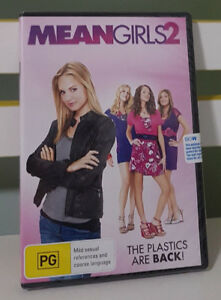 MEAN GIRLS 2 MOVIE BRAND NEW DVD! TEENAGER COMEDY DRAMA!