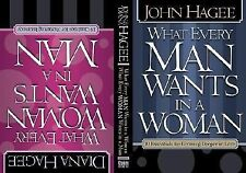 What Every Man/Woman Wants in a Woman/Man by Diana & John Hagee, Reversible Book