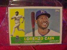 2017 Topps Archives Baseball Card #68 Lorenzo Cain  (18619)