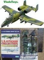 F-toys 1:144 US Attackers Collection  (3B) A-10 Thunderbolt II 18th Aggressor Sq