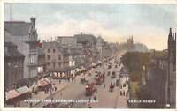 br109099 princes street edinburgh looking east scotland uk